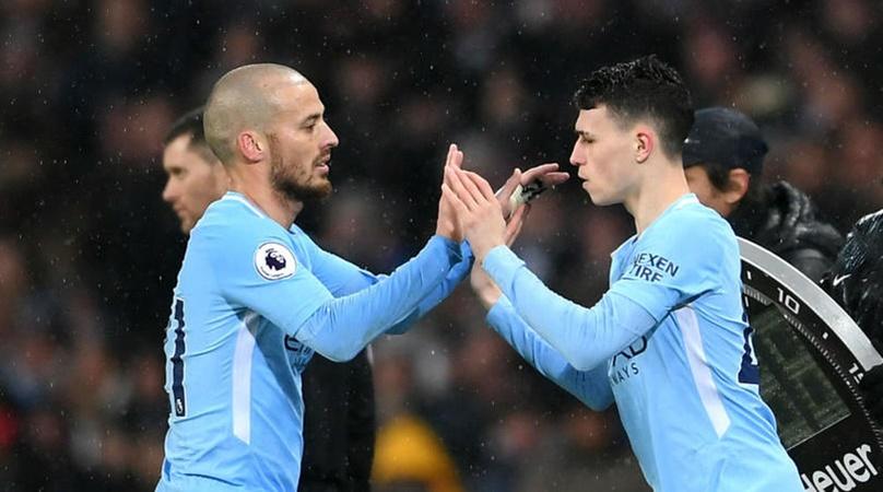 Silva cho rằng Foden sẽ thay thế được anh - Bóng Đá