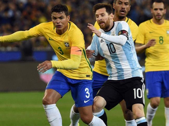 Silva nói về Messi - Bóng Đá