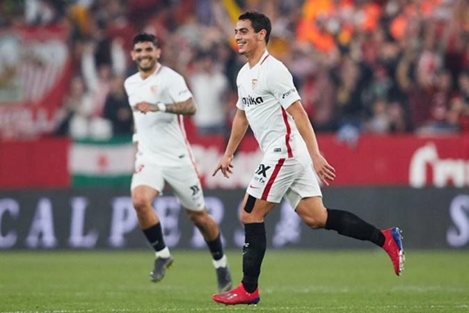 Sevilla ngăn Ben Yedder đến MU - Bóng Đá