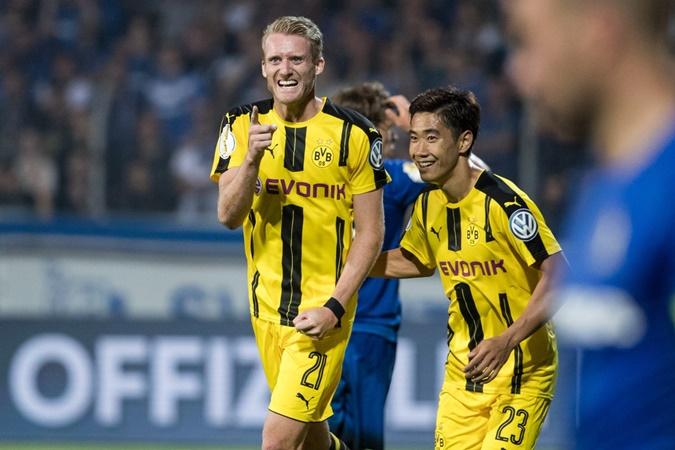 Dortmund lên kế hoạch
