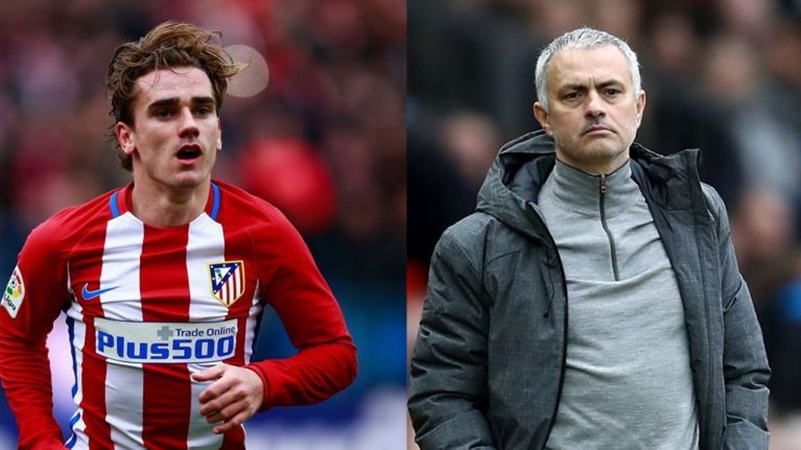What Man Utd were told by Antoine Griezmann when he rejected Atletico Madrid exit - Bóng Đá