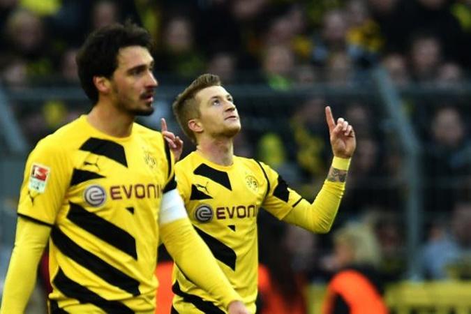 Borussia Dortmund's Marco Reus chimes in on Mats Hummels-Niklas Sule debate - Bóng Đá