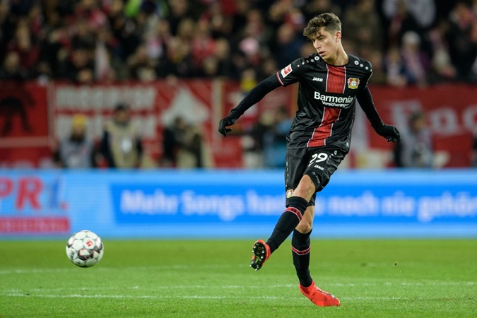 Bayer Leverkusen's Kai Havertz is not going anywhere in 2019 - Bóng Đá