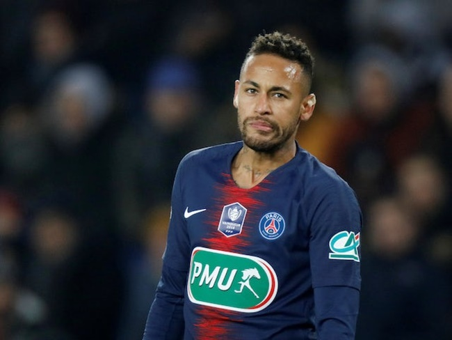 Neymar flies to France for showdown Paris Saint-Germain talks? - Bóng Đá