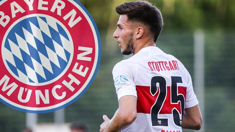 Bayern Munich close to signing VfB Stuttgart striker Leon Dajaku - Bóng Đá