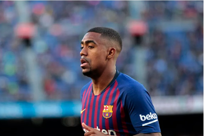 Malcom's agent tells Barcelona he wants to leave  - Bóng Đá