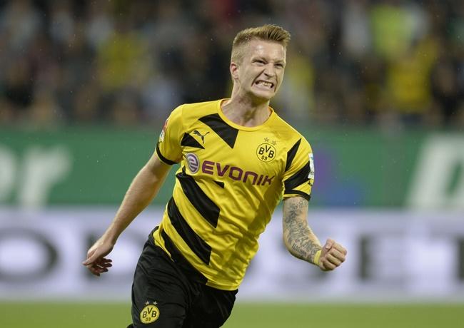'I belong here' - Reus does not regret decision to stay at Dortmund  - Bóng Đá