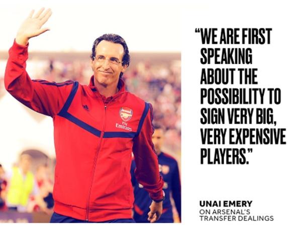 Không dư dả tài chính nhưng Arsenal vẫn biết cách