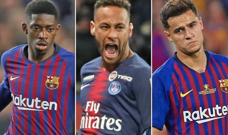 Paris Saint-Germain 'do not want Ousmane Dembele in Neymar deal' - Bóng Đá