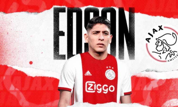 Ajax Signs Mexico's Edson Alvarez From Club America - Bóng Đá