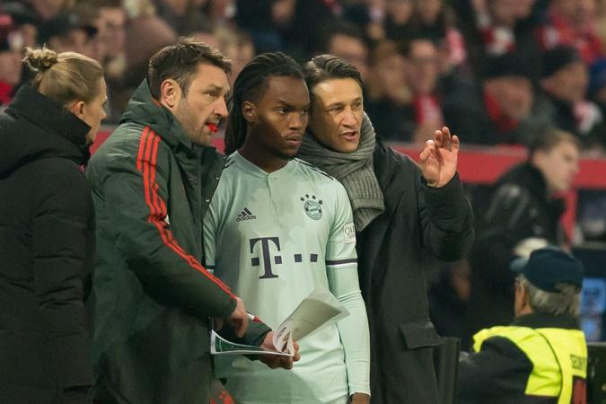 Niko Kovac wants Renato Sanches to stay at Bayern Munich - Bóng Đá