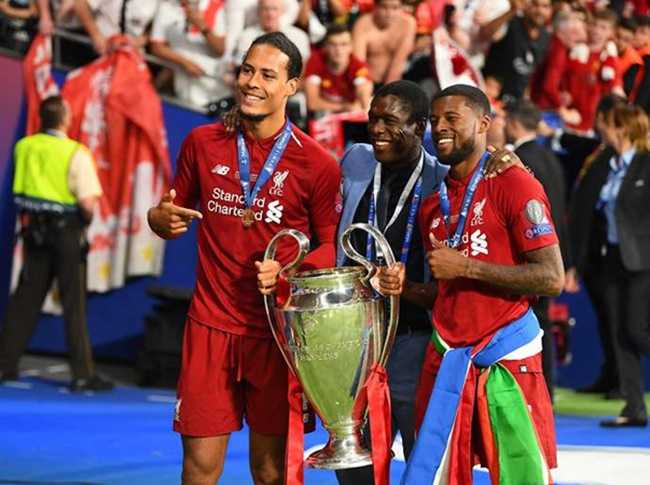 Virgil van Dijk says maybe it's time for a defender to win the Ballon d'Or - Bóng Đá