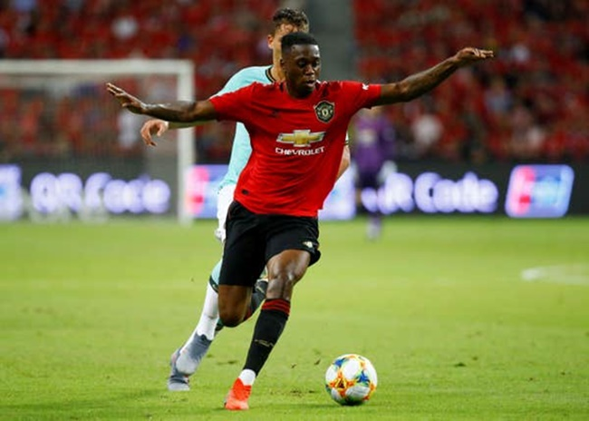 Ole Gunnar Solskjaer weighs up a new look attack with Anthony Martial as a central striker - Bóng Đá