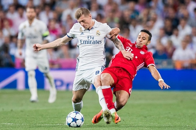 Toni Kroos discusses Bayern Munich's Champions League chances and transfers - Bóng Đá