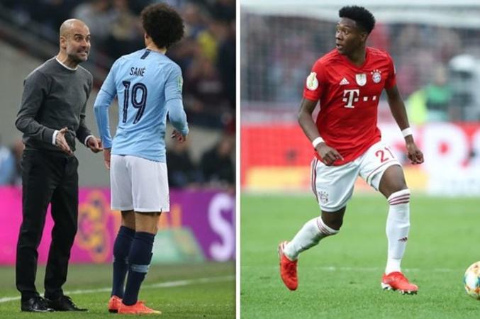 Man City snub chance to sign star as Bayern turn to €100m Liverpool target - Bóng Đá