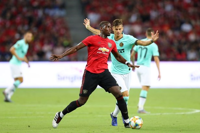 Madrid's new plan to sign £180m-rated Paul Pogba from Man Utd - Bóng Đá