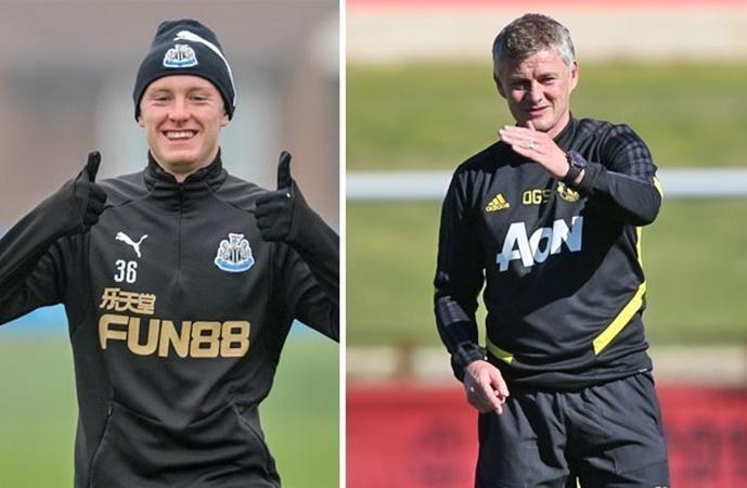 Man Utd to make imminent £30m bid for Newcastle star Sean Longstaff - Bóng Đá