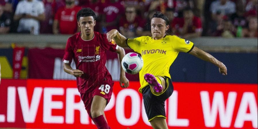 Nico Schulz happy with start to life at Borussia Dortmund - Bóng Đá