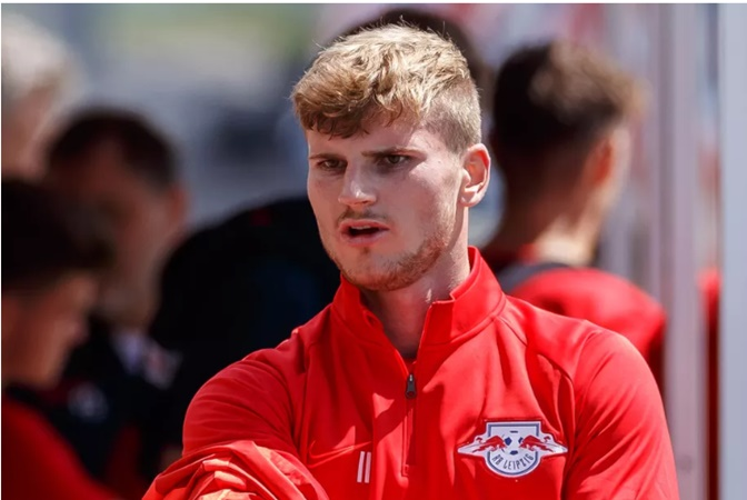 "Conflicting reports: Timo Werner's ""imminent"" transfer to Bayern Munich is disputed - Bóng Đá"