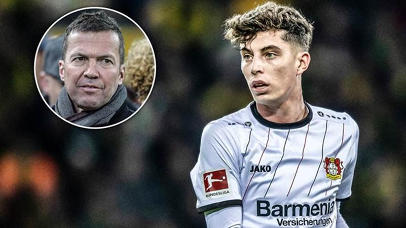 Matthäus touts Kai Havertz for Bayern Munich's future - Bóng Đá