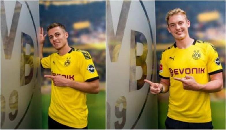 Hazard & Brandt can take Dortmund to the next level - Gotze - Bóng Đá