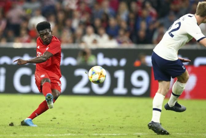 Lothar Matthäus: Alphonso Davies is the future for Bayern Munich - Bóng Đá