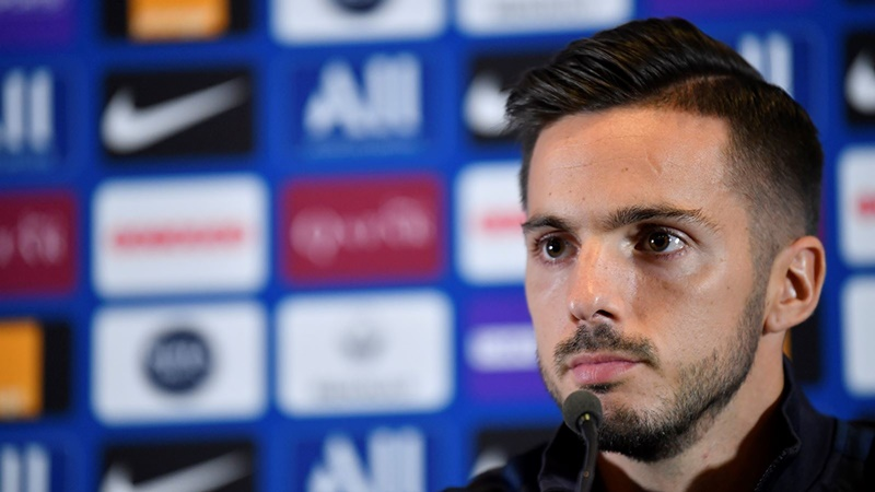 Sarabia: 'Give the maximum for this shirt' - Bóng Đá