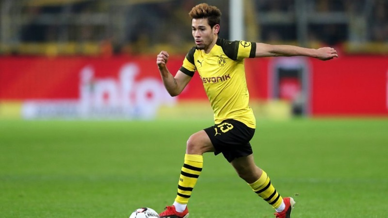 Watzke: BVB Plan on Selling Raphael Guerreiro if he Doesn't Extend - Bóng Đá