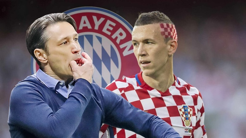 Niko Kovac defends Bayern Munich's signing of Ivan Perisic - Bóng Đá