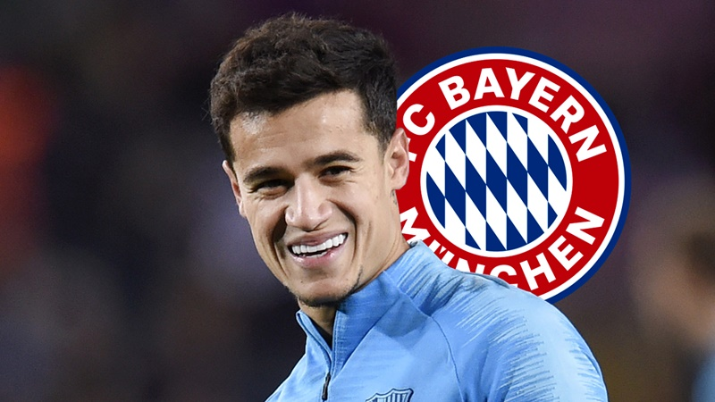 Coutinho đến Bayern sẽ đẩy Sanches đến bờ
