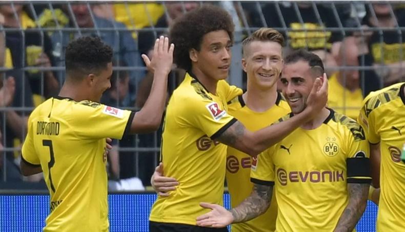 Dortmund khởi đầu ấn tượng, Witsel khẳng định 1 điều đanh thep - Bóng Đá