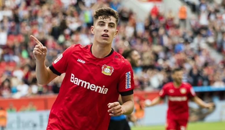 Havertz makes history as Bayer Leverkusen overcome new boys Paderborn - Bóng Đá