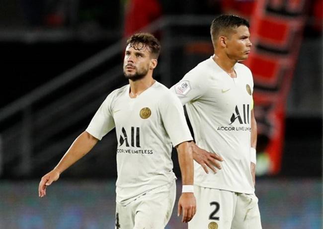 Bại trận, đội trưởng PSG cay đắng nói thẳng 1 câu về Neymar - Bóng Đá