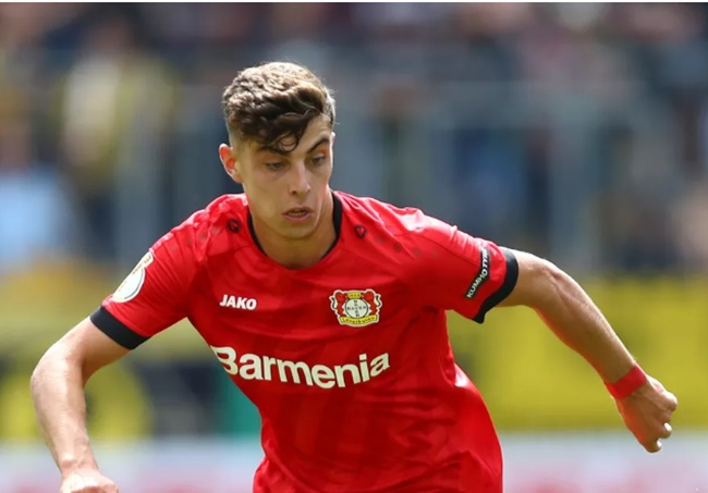 Bayern Munich faces fierce competition for Kai Havertz - Bóng Đá