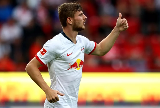 Leipzig continues to press Timo Werner for an extension - Bóng Đá