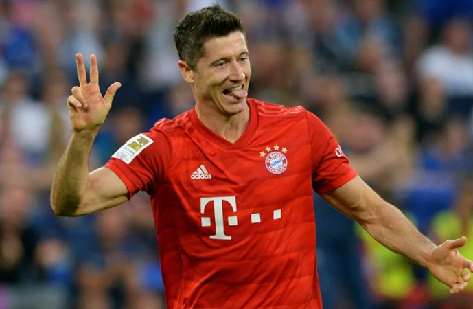 Four observations from Bayern Munich's 3-0 win against Schalke - Bóng Đá