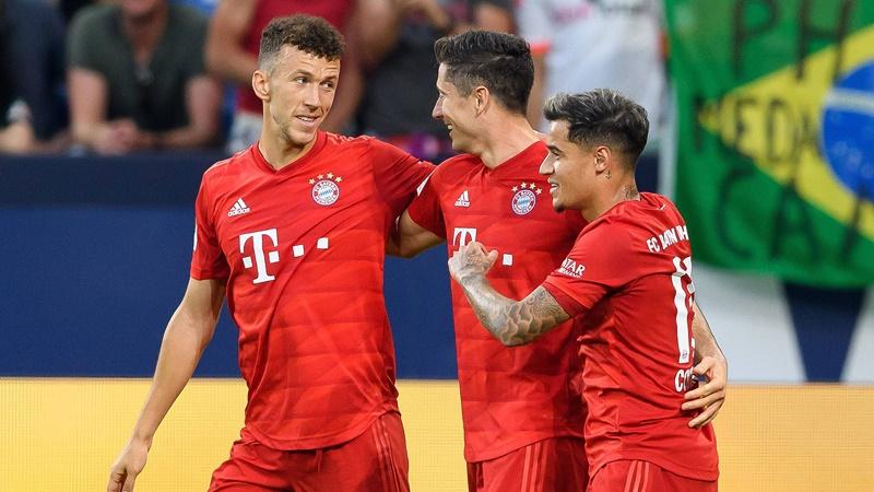 Robert Lewandowski reflects on hat-trick vs. Schalke  - Bóng Đá