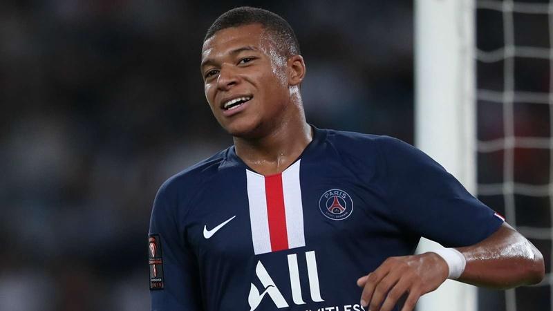 Mbappe makes 100th Ligue 1 appearance - Bóng Đá