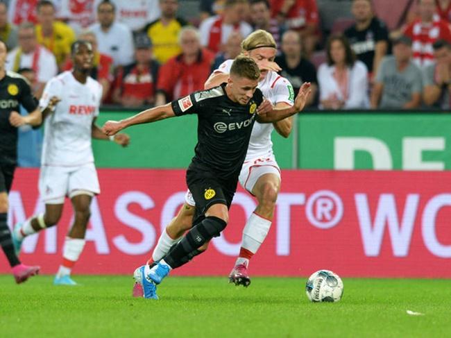 Đang đà thăng hoa, Dortmund nhận được tin buồn về nhân sự - Bóng Đá