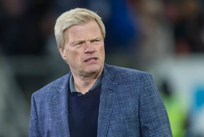 OFFICIAL: Oliver Kahn appointed as Bayern CEO for 2022 - Bóng Đá