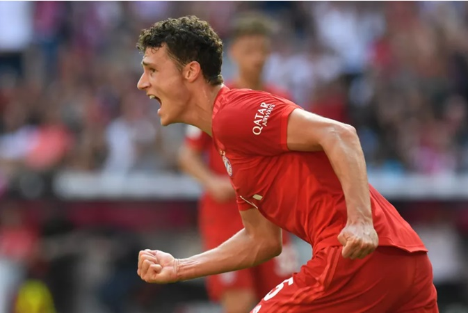Niko Kovac almost subbed out Benjamin Pavard after early Mainz goal - Bóng Đá