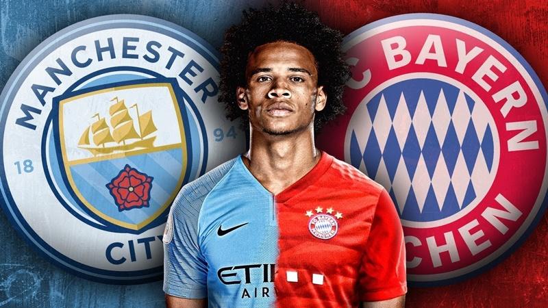 Bayern Munich blame wages as reason behind failed Leroy Sane deal - Bóng Đá