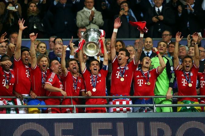 CHÍNH THỨC: Bayern chốt danh sách 28 cầu thủ tham dự Champions League 2019/2020 - Bóng Đá