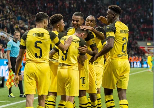CHÍNH THỨC: Dortmund công bố danh sách cầu thủ tham dự Champions League 2019/2020 - Bóng Đá