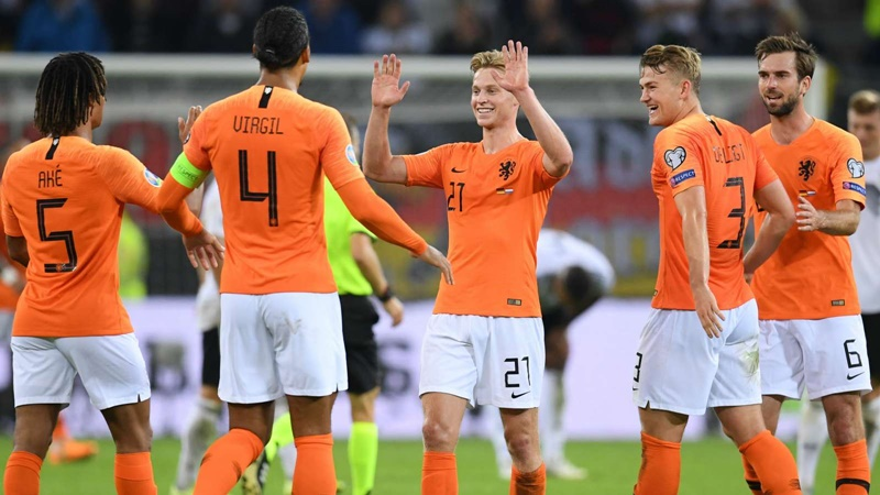 Koeman applauds Netherlands' resilience after Germany thriller - Bóng Đá
