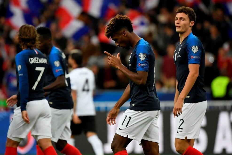 Tuyển Pháp đại thắng là nhờ vào nòng cốt Bayern - Bóng Đá