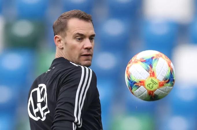 Manuel Neuer to start vs Northern Ireland - Bóng Đá