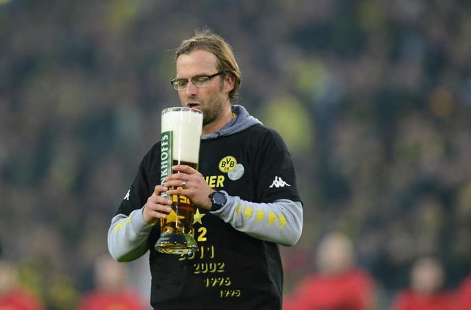 Klopp bất ngờ tiết lộ hài hước về cách ăn mừng sau khi Dortmund vô địch Bundesliga 2010/2011 - Bóng Đá