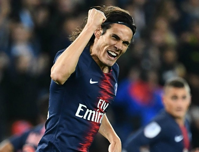 Bad news for Real Madrid as Cavani set to be fit for Champions League clash in 10 days time - Bóng Đá