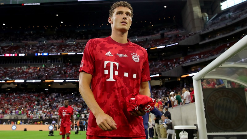 Benjamin Pavard talks about his first few months at Bayern Munich - Bóng Đá